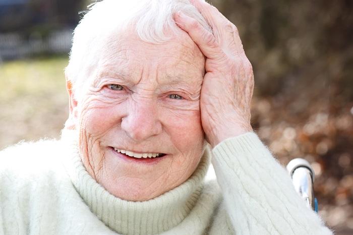 Пожилые люди с психическими заболеваниями