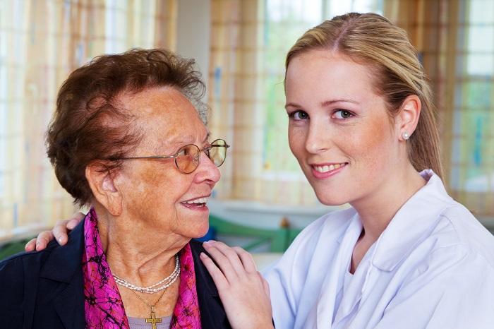 Психоневрологический пансионат для престарелых