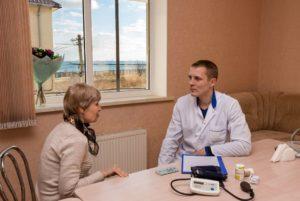 медицинская помощь пожилым