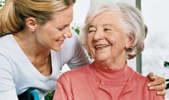 сиделка для пожилого