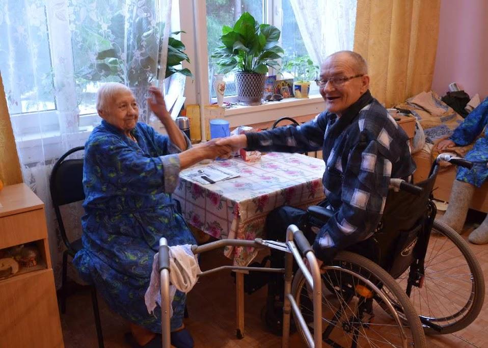дом престарелых в молочное вологда