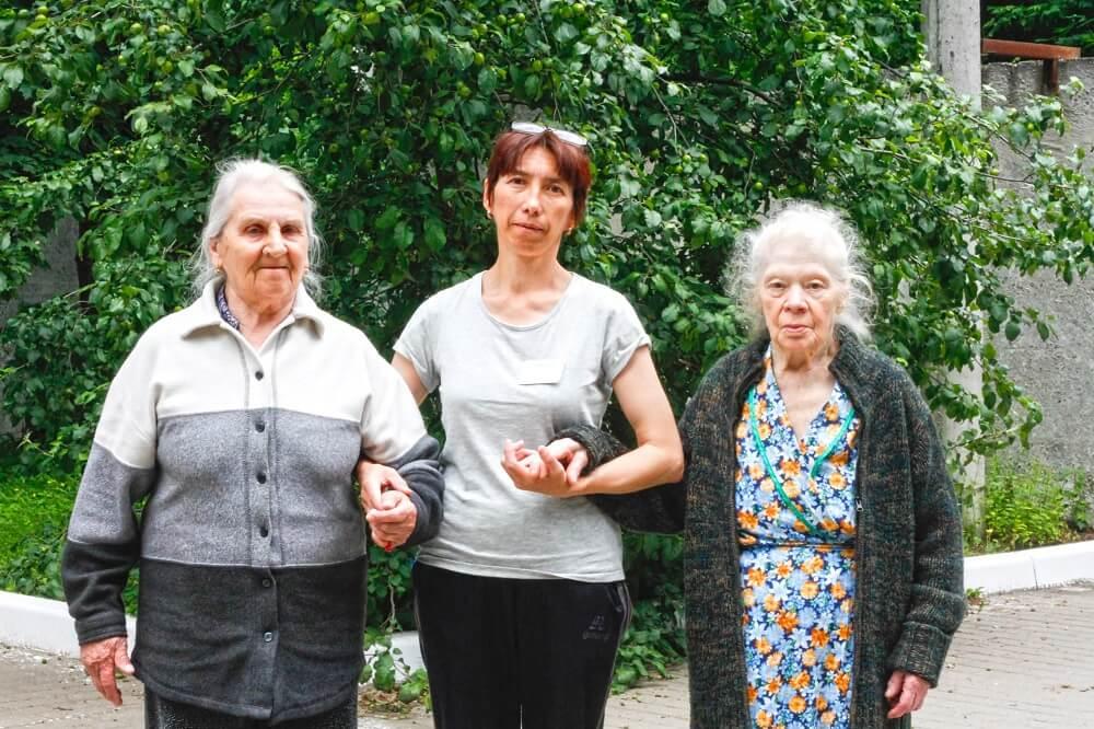 как оформить в дом престарелых пожилого человека из рязани