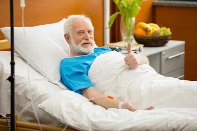 Пансионат с уходом за лежачими больными