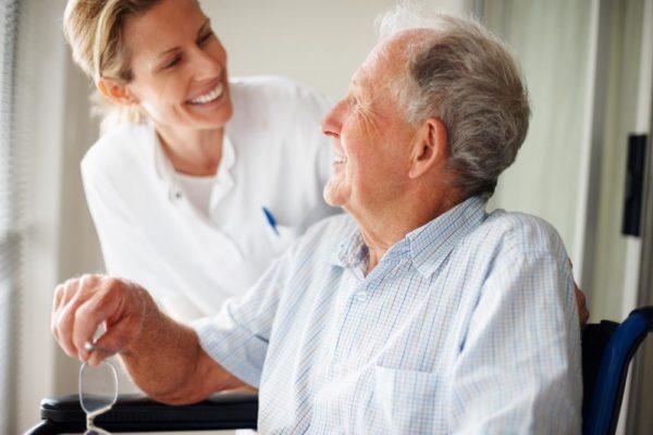 Реабилитация болезни Паркинсона в пансионате